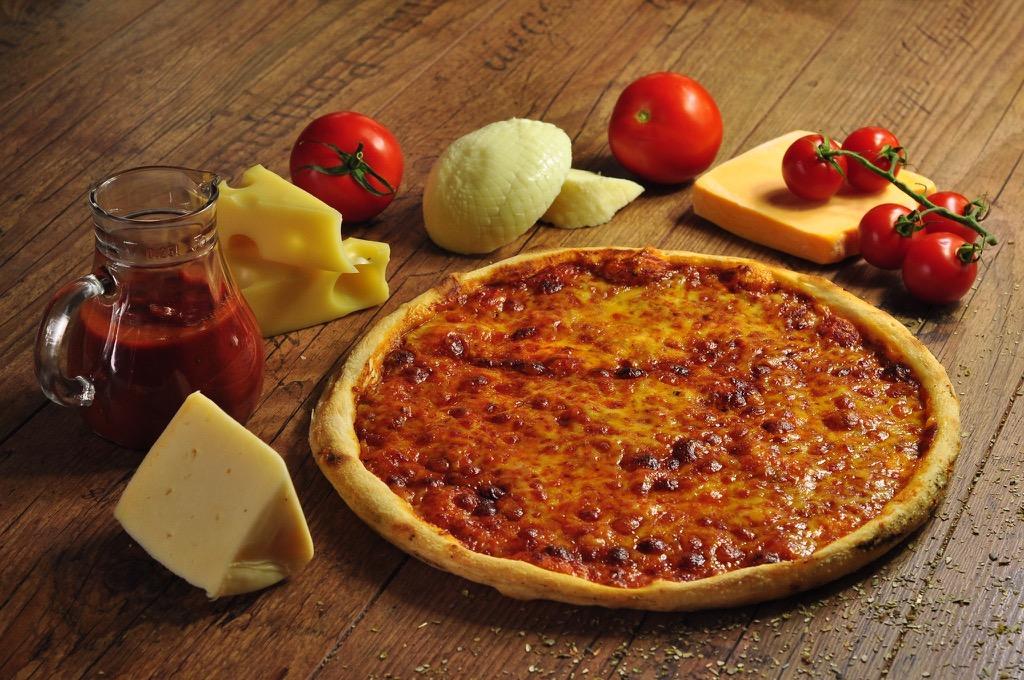 XXL-es Pizzák